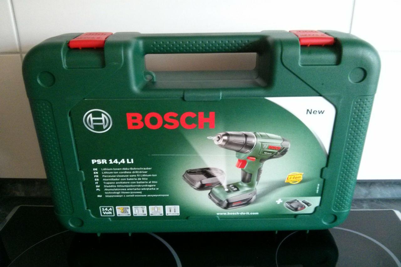 Bosch psr akku bohrschrauber testeritis - Bosch geschirrspuler seitenwand abnehmen ...