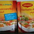 Maggi Tomate-Mozzarella Auflauf 5