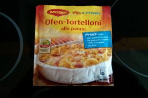 Maggi Ofen-Tortelloni alla panna
