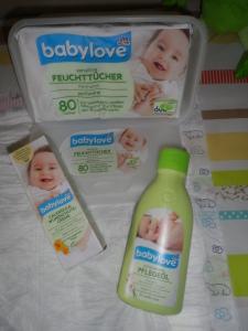 DM Babylove Produktpaket - Teil 2