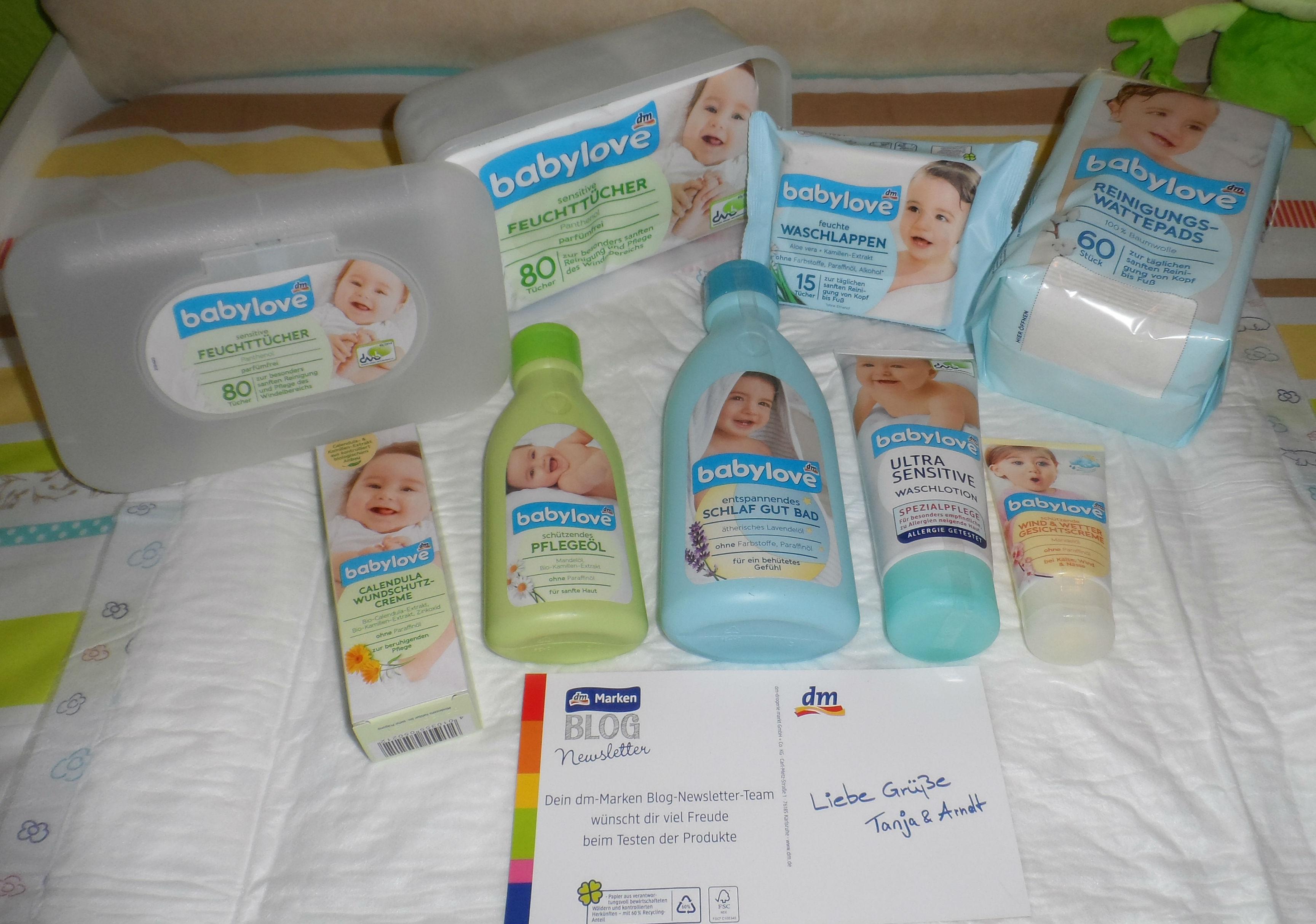 Babylove Produkte