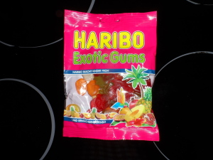 HARIBO Exotic Gums
