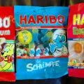 Neue Sorten von HARIBO 1
