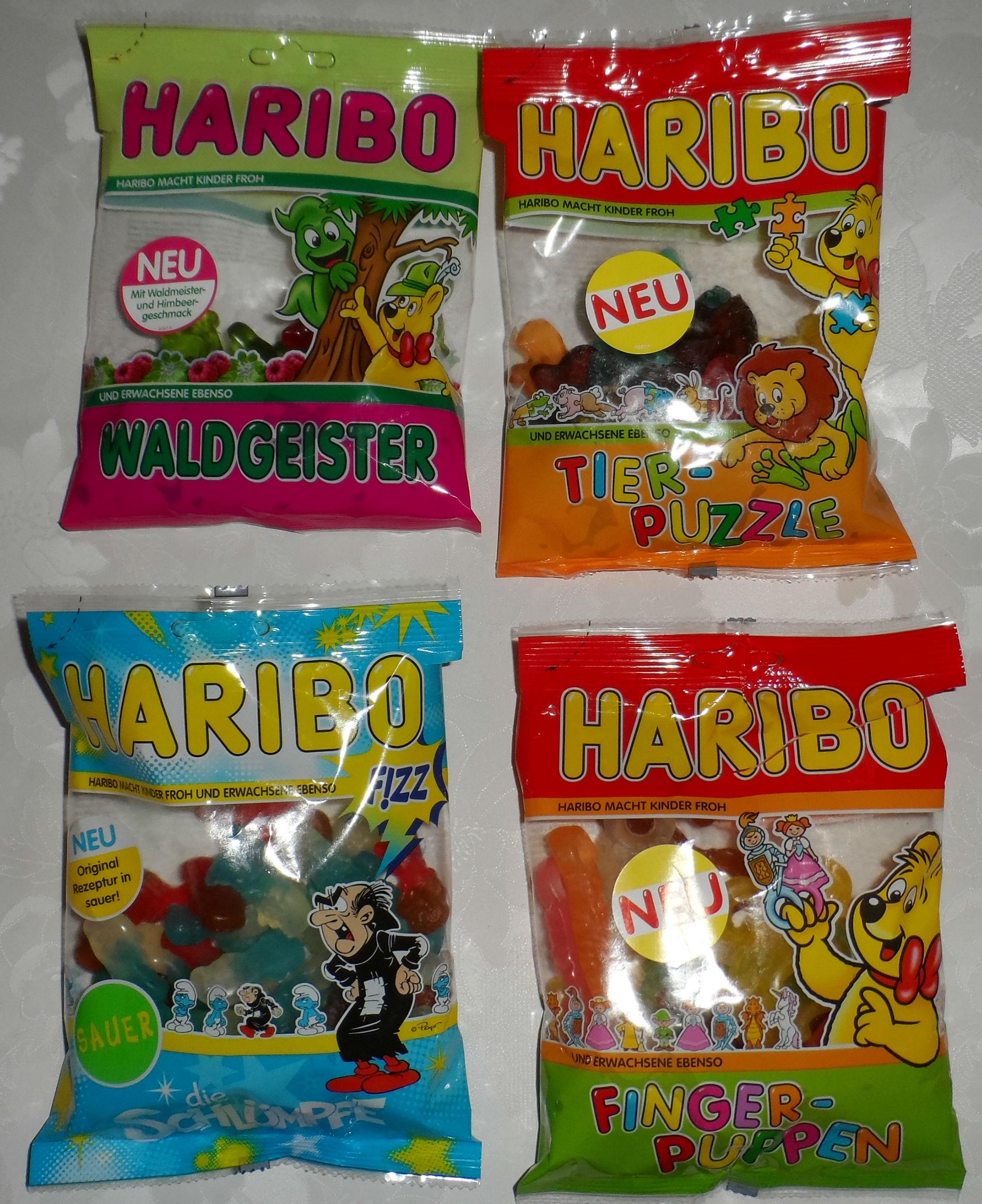 Haribo Tester