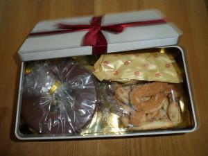 Spezialitäten Haus - Baumkuchenpaket