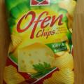 funny-frisch Ofen Chips Käse & Kräuter 1