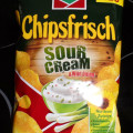 Chipsfrisch Sour Cream & Wild Onion 1