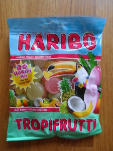 HARIBO TROPIFRUTTI Hawaii Mix