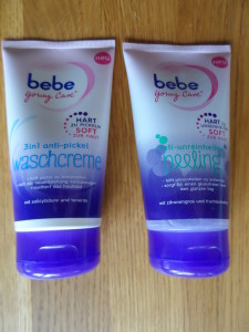 bebe Young Care® Anti-Pickel-Reihe (1)